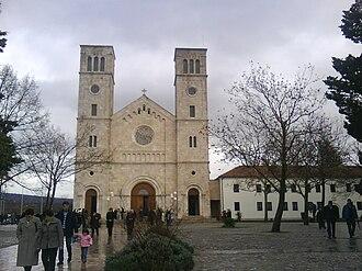 Široki Brijeg - The Monastery, the symbol of the city