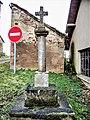 Croix de chemin, datée de 1724. Andornay.jpg