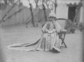 Crowning Tribhuvan of Nepal (1911).png