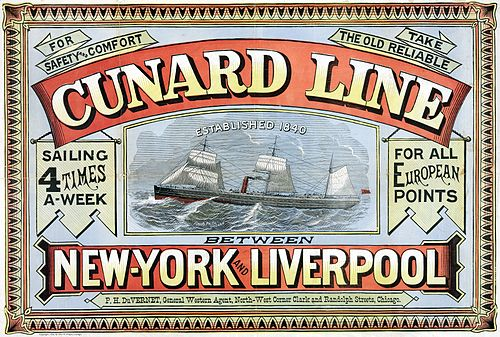 cunard line ltd marketing comunication Working closely with the marketing director and leadership team, you'll define the cunard marketing communications experience to 'above the line' marketing.