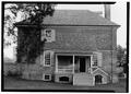 Customs House, Main and Read Streets, Yorktown, York County, VA HABS VA,100-YORK,4-3.tif