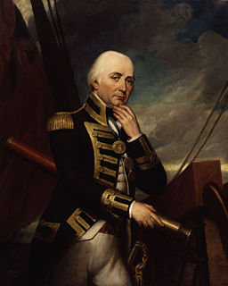 Cuthbert Collingwood, 1st Baron Collingwood Royal Navy admiral