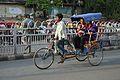 Cycle Rickshaw - Chandni Chowk Road - Delhi 2014-05-13 3517.JPG