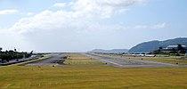Cyril E. King Airport (Runway-taxiway).JPG