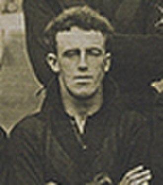 Cyril Nott - Nott in May 1925