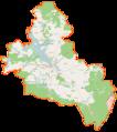 Czaplinek (gmina) location map.png