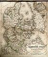100px d%c3%a4nemark karte 1841 friedrich wilhelm streit 2