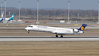 D-ACKE - CRJ9 - Lufthansa