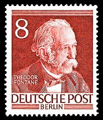Theodor Fontane von Wikimedia