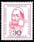 Почтовая марка ФРГ, 1970 год