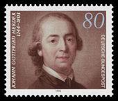Sonderbriefmarke zum 250. Geburtstag (Quelle: Wikimedia)