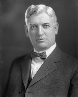 Lester J. Dickinson American politician