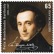 DPAG 2009 Felix Mendelssohn Bartholdy