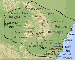 Dacia 82 BC