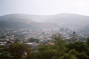 Derbent - Image: Dagestan naryn kala
