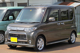 Daihatsu Tanto Custom RS Turbo 0244.JPG