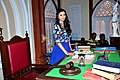 Daisy Shah snapped on the sets of 'Hate Story 3'-4.jpg