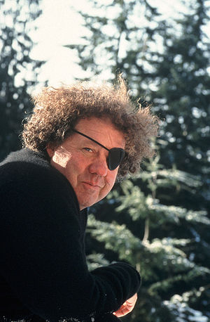 English: Portrait of Dale Chihuly, 1992, at Pi...