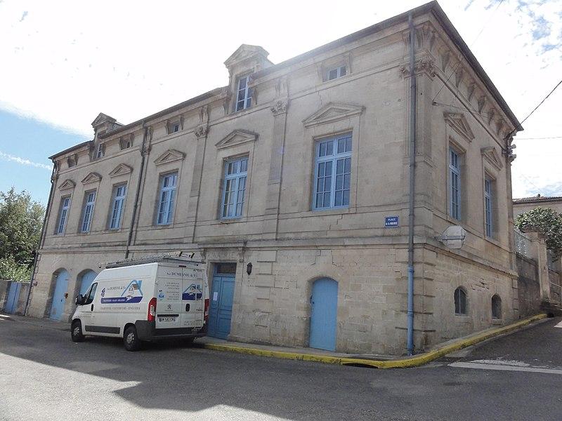 Dammarie-sur-Saulx (Meuse) mairie