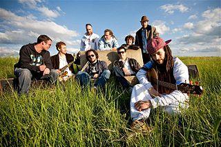 French reggae band