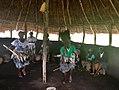 Dancers at Great Zimbabwe Ruins in Masvingo Zimbabwe.jpg
