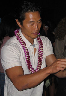 Daniel Dae Kim al Hawaii International Film Festival (2007)