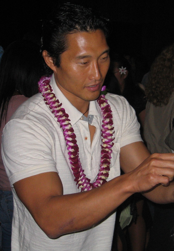 Photo Daniel Dae Kim via Wikidata