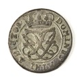 Dansk skilling, 1721 - Skoklosters slott - 109437.tif