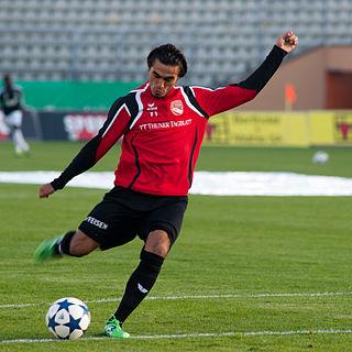 Darío Lezcano Paraguayan footballer