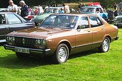 1979 Datsun Bluebird 1.8 GL.