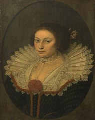 Portrait of Aertje Witsen (1599-1652)