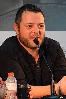 David Rubín. Barcelona International Comic Fair 2017.jpg