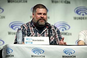 How to Train Your Dragon 2 - Director and writer Dean DeBlois promoting the film at the 2014 WonderCon