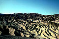 Death Valley,19820817,Zabriskie Point,Badlands panview at rise.jpg
