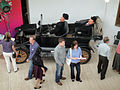Debbie Reynolds Auction - the Laurel and Hardy car.jpg