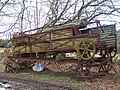 Decaying farm machine near Alderholt - geograph.org.uk - 1492541.jpg