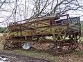 Decaying farm machine near Alderholt - geograph.org.uk - 1492541.jpg