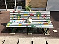 Decorated bench 20170714-2.jpg