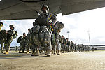 Defense.gov News Photo 120229-F-BB898-045 - U.S. Army soldiers board a C-130 Hercules aircraft assigned to the 61st Airlift Squadron for a personnel drop at Fort Bragg N.C. on Feb. 29.jpg