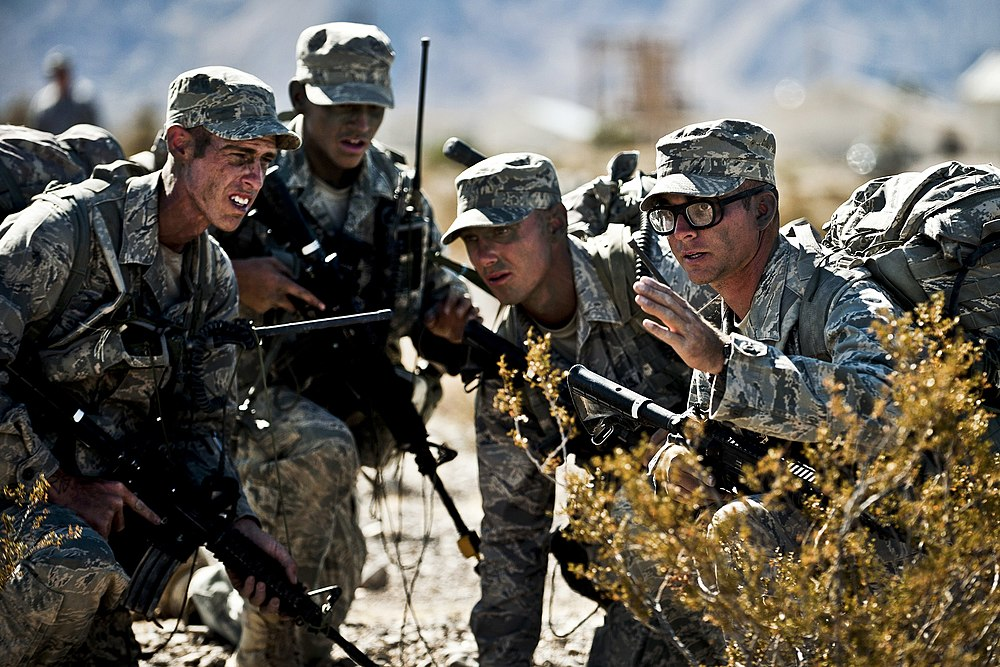 8b397f39c00 U.S. airmen wearing ABUs on an exercise in 2011