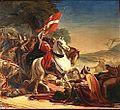 Defense de la Celesyrie par Raymond du Puy - Edouard Cibot 1844.jpg