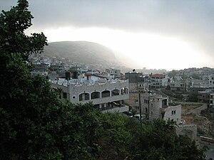 Deir al-Asad - View of Deir al-Asad, 2007