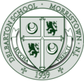 Delbarton School Seal.png