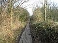 Dellsome Lane, Welham Green - geograph.org.uk - 111470.jpg