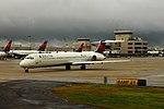 Delta N941DL McDonnell-Douglas MD-88 (22183471460).jpg
