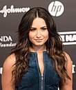 Demi Lovato (Red carpet) - Global Citizen Festival Hamburg 07.jpg