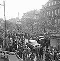 Demonstraties in Luik tegen de Eenheidswet, demonstranten Luik, Bestanddeelnr 911-9347.jpg