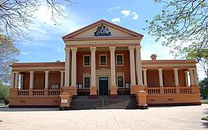 James Barnet - Image: Deniliquin Court House