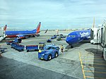 Denver International Southwest Airlines gate.jpg