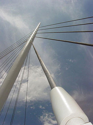 Denver Millennium Bridge - Image: Denver millennium bridge 1 e 1